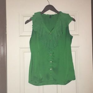 Extra Small sleeveless SIONI blouse